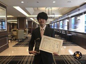優勝!!(๑•̀ㅂ•́)و✧英語スピーチコンテスト☆38230