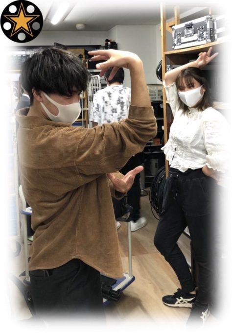 ☆☆映画監督専攻の日常☆☆
