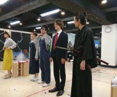 SP公演の稽古終盤へ(*^-^*)!!