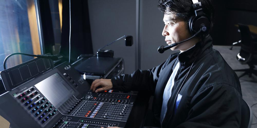 映像制作や音楽ライブに欠かせない「音響スタッフ」とはどんな仕事?