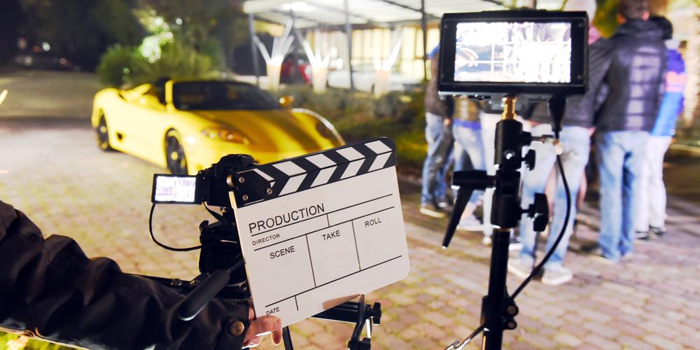 1本の映画を制作するために関わっている主な職種とは?