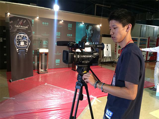 ジャパンプレミア撮影プロジェクト