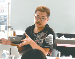 世界で活躍する百武朋先生から学ぶ