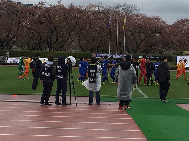 公益財団法人 日本サッカー協会 映像技術サポートプロジェクト