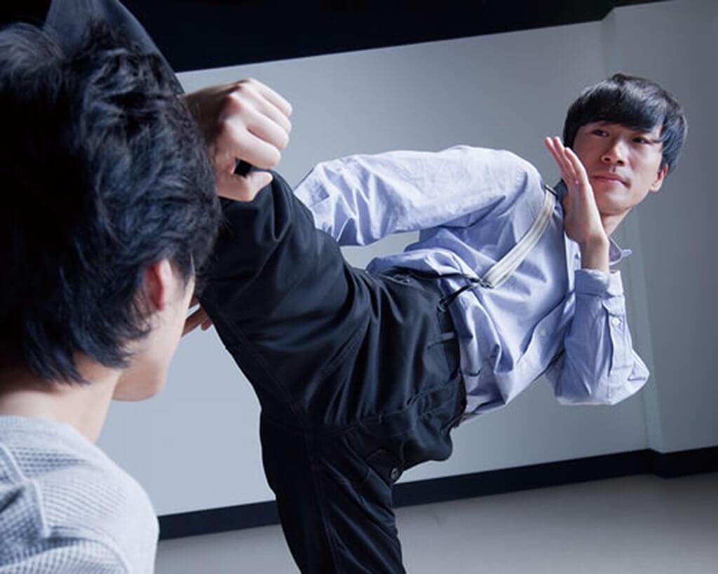 アクション・スタント俳優体験