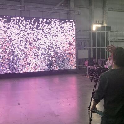 映像空間演出